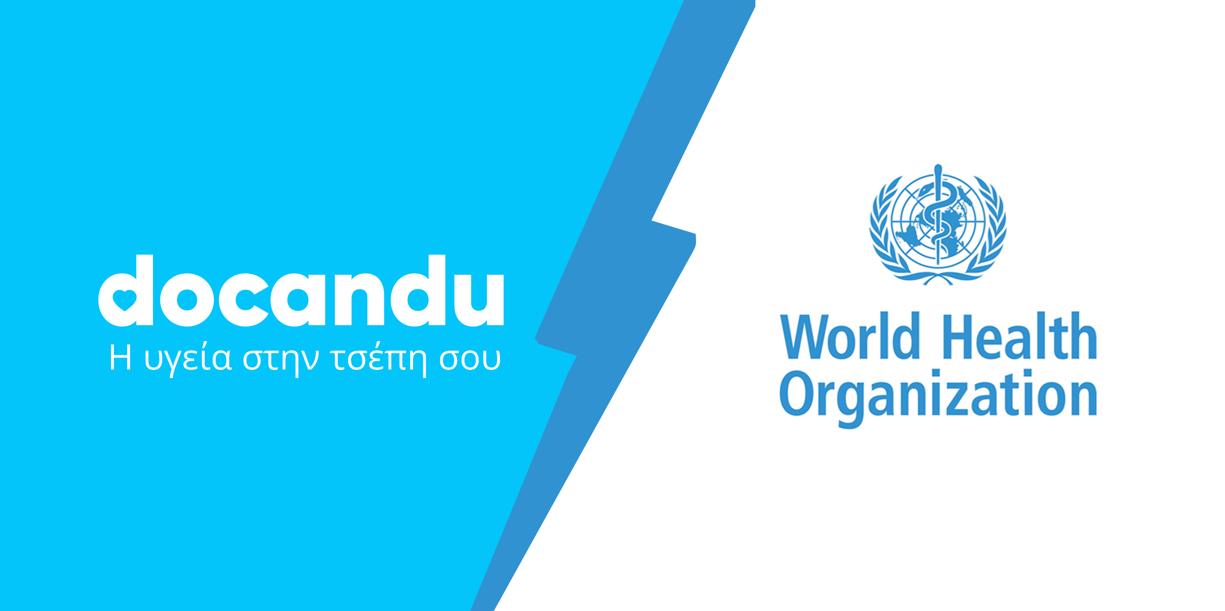 Docandu: The only Greek startup recommended by the World Health Organisation (WHO)